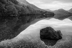 Boat House, Crummock Water by Sarah Middleton