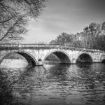 Carburton Bridge, Clumber Park by Malcolm Sales