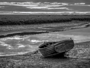 Low Water at Blakeney