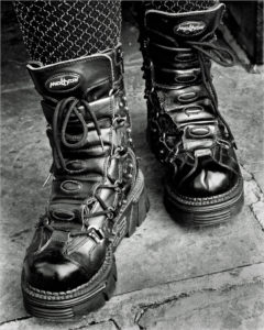 Mad Fish Boots by Frank Reeder