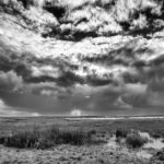Morecambe Bay Storm Clouds by Jackie Fisher
