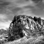 Outcrop, Beacon Hill by Colin Gibson