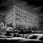Paisley Mill by Roger Fountain