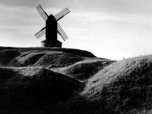 Post Mill, Brill Common, Bucks by Colin Gibson