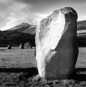 Standing Stone, Castlerigg by Colin Gibson