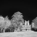 Wollaton Hall, Infrared By Paul Alexander
